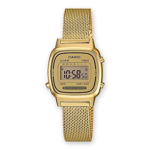 Casio - Vintage Mini orologio donna LA670WEMY-9EF