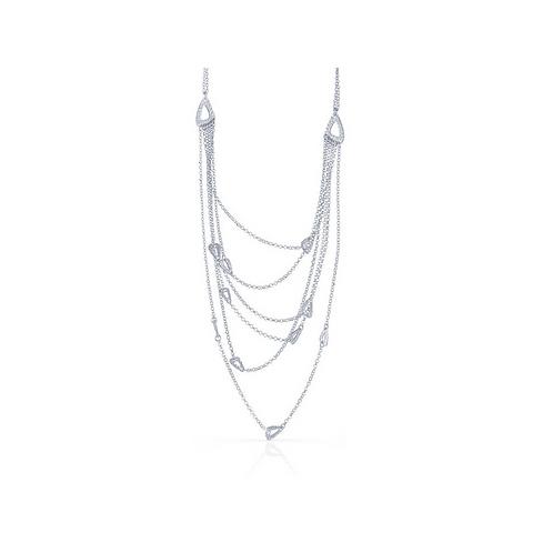 Unoaerre - Collana donna in argento bianco 700YHM7564000