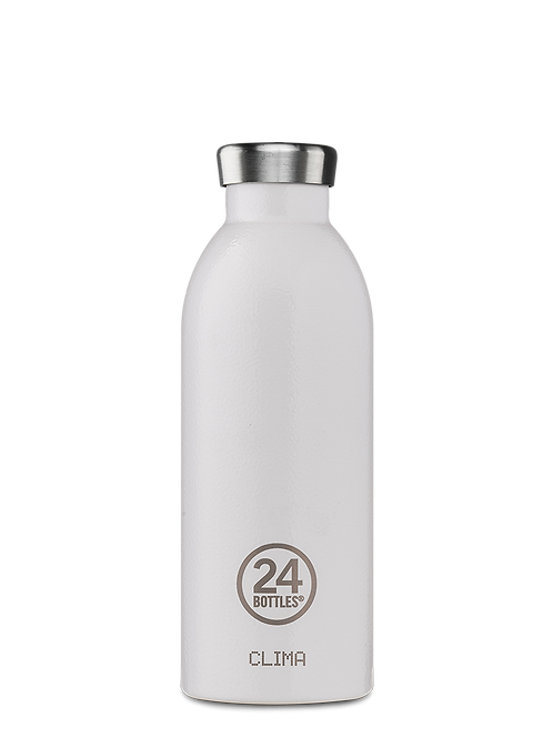 24 Bottles - Arctic White 500 ml Clima