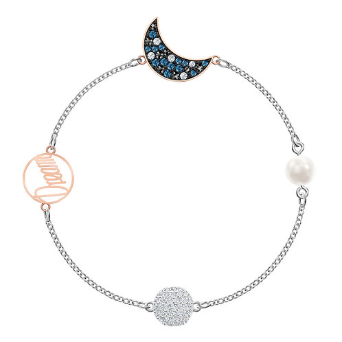 Swarovski - REMIX COLLECTION MOON STRAND, MULTICOLORE, MIX DI PLACCATURE 5509672