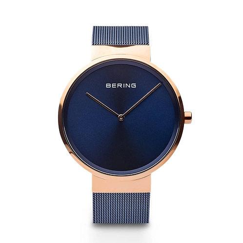 Bering - Classic - oro rosa brilliante - Orologio Donna - 14539-367