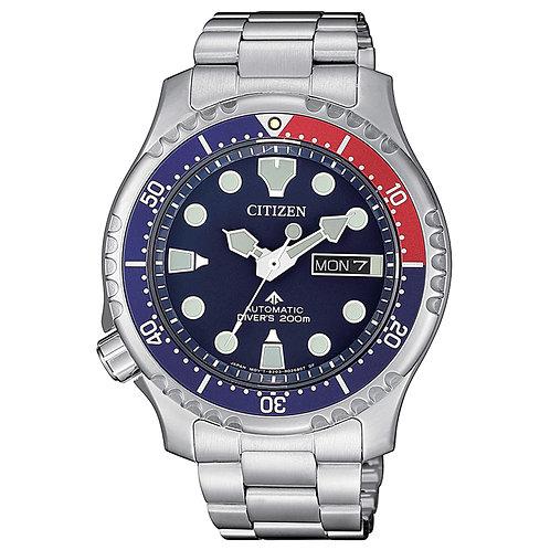 Citizen - Diver's Automatic 200 mt NY0086-83L