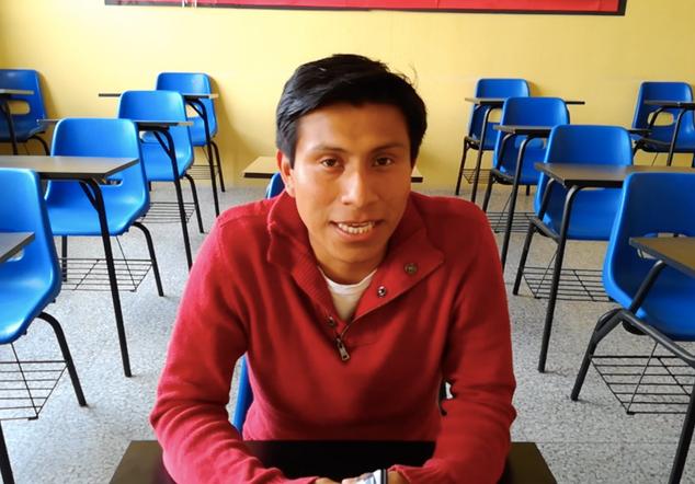 """José (Testimonios de """"Las juventudes participamos"""")"""