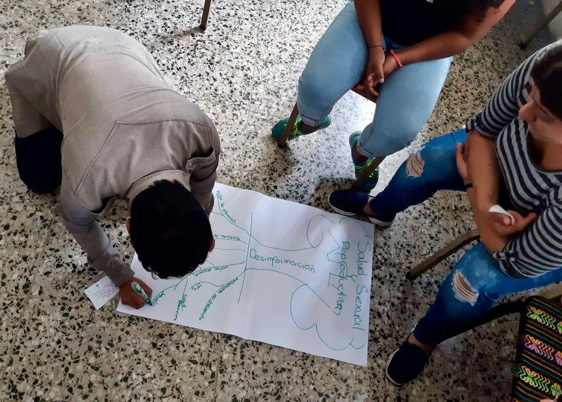 Taller de Equidad de Género #1 (Juventudes Contra la Violencia de Género: Memoria y Lucha)