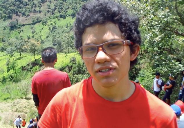 """Josué (Testimonios de """"Juventudes en Defensa de la Madre Tierra"""")"""