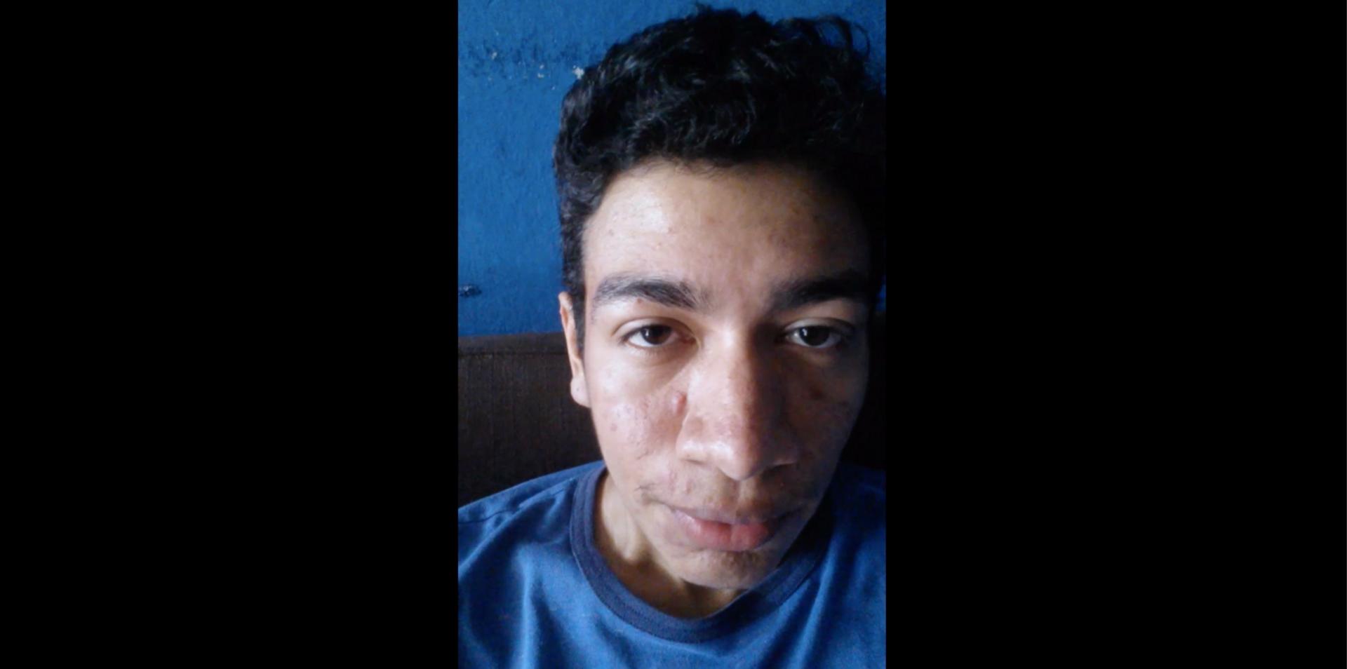 Gilberto (Juventudes por la Justicia y la Equidad de Género)