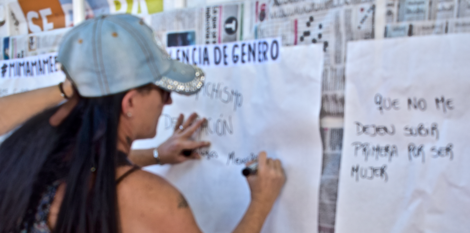 Cartelera Móvil: Violencia de Género