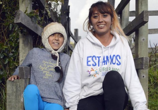 Vanessa, Miguel Ángel, David, Ana María, Edward y Rafael (Testimonios de Juventudes en Defensa de la Madre Tierra)