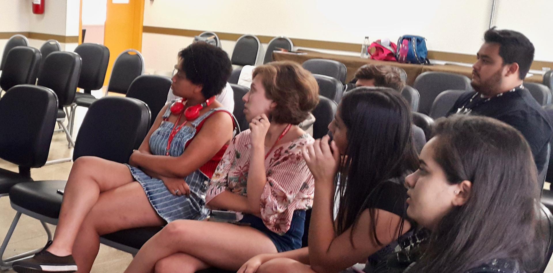 Oficina de Educação em Direitos Humanos (Sessão #2)