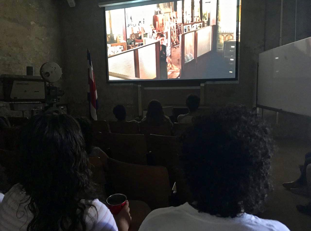 "Cine-Foro ""Tarde de Cine por la Equidad de Género"""