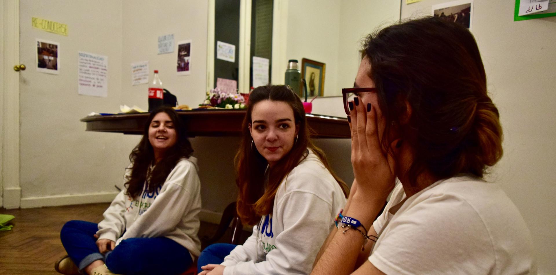 """""""Las juventudes participamos"""" (Equidad de Género) (Clausura)"""