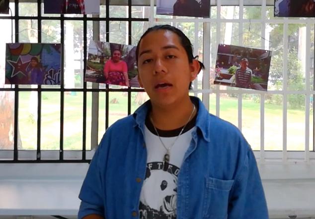 """Alejandro (Testimonios de """"Las juventudes participamos"""")"""
