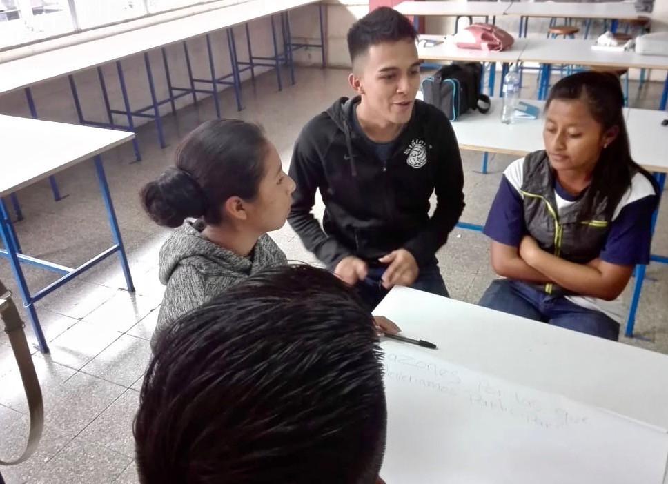 """Seminario Nacional """"Las Juventudes Luchamos"""" (Derechos de las Juventudes)"""