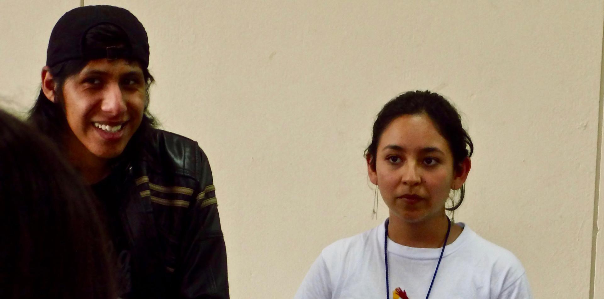 """Seminario Nacional """"Las Juventudes Luchamos"""" (Educación Ambiental y Desarrollo Sostenible)"""
