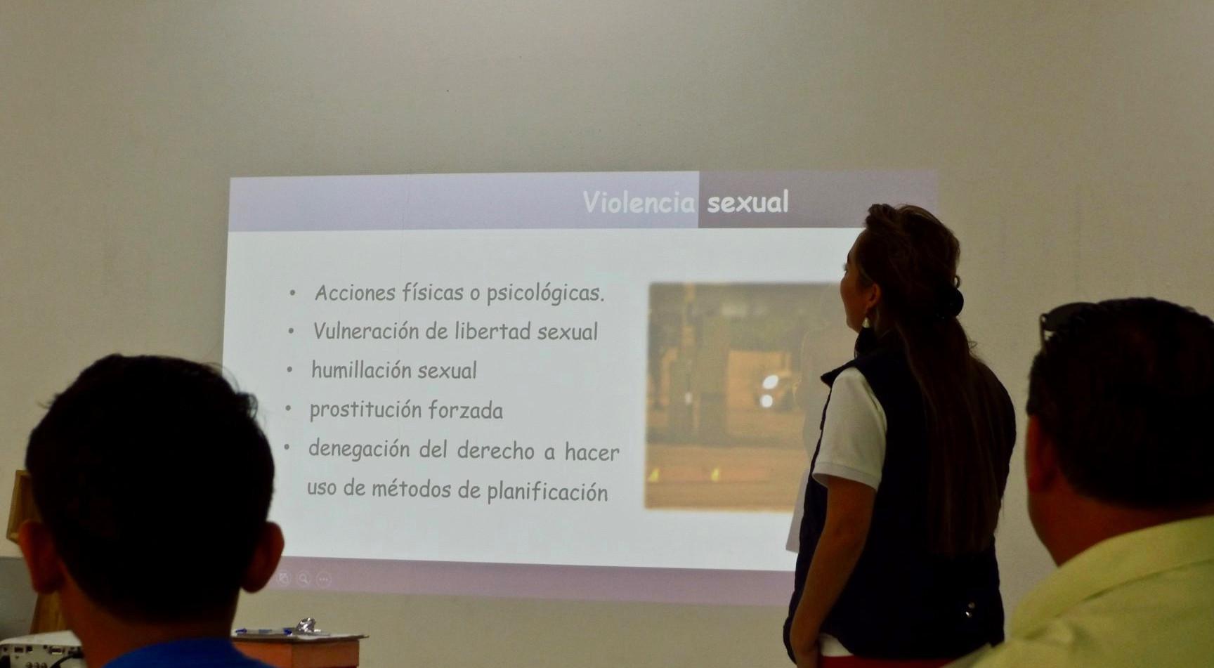 Taller de Equidad de Género #2 (Juventudes Contra la Violencia de Género: Memoria y Lucha)