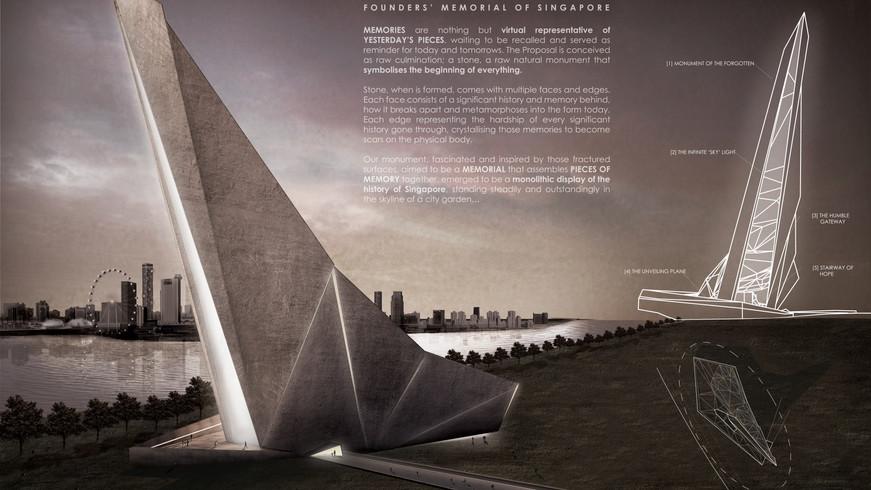 FOUNDER'S MEMORIAL OF SINGAPORE
