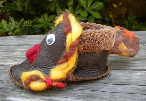 1.chaussons-enfants-cuir-laine-fantaisis