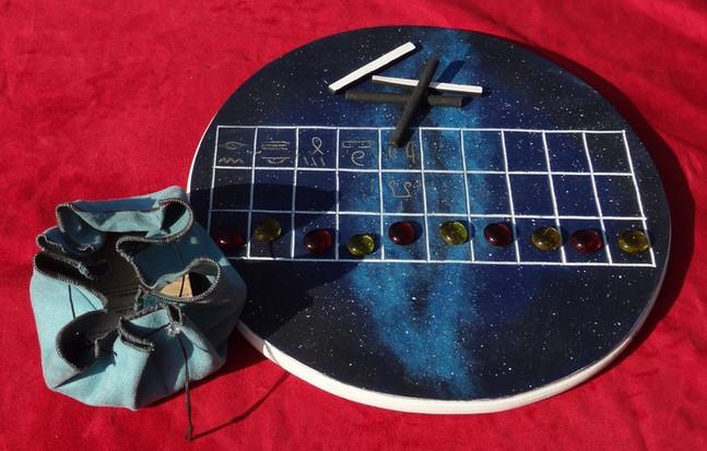 Senet constellation