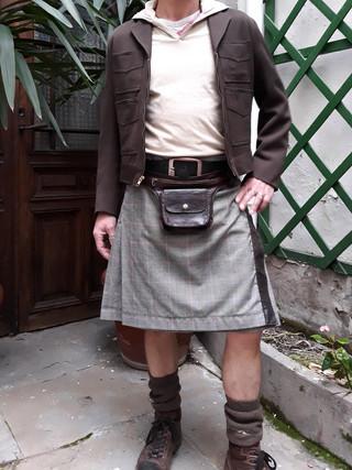 Modern Kilt prince de Galles