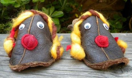 2.chaussons-enfants-cuir-laine-fantaisis