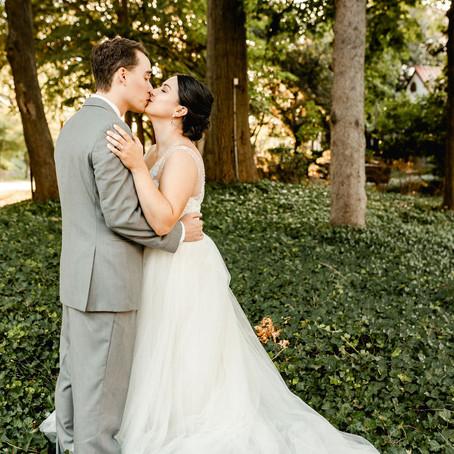 Elizabeth & Will's Bohemian Wedding