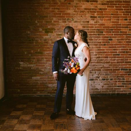 Funsho & Mara's Assembly Room Wedding