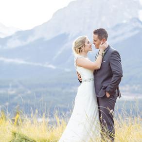 Britt & Ryan's Canada Wedding