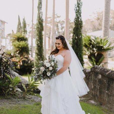 Madison & Dustin's Florida Wedding