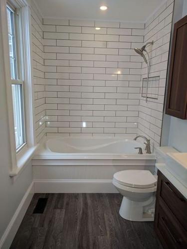 Full Bathroom Reno