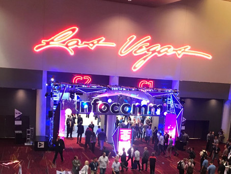 What to expect in the AV industry for 2018: Trends at InfoComm 2018 Las Vegas