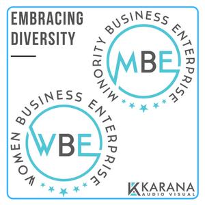 Karana Audiovisual- Certified as a Minority Business