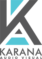 Karana Audio Visual Logo