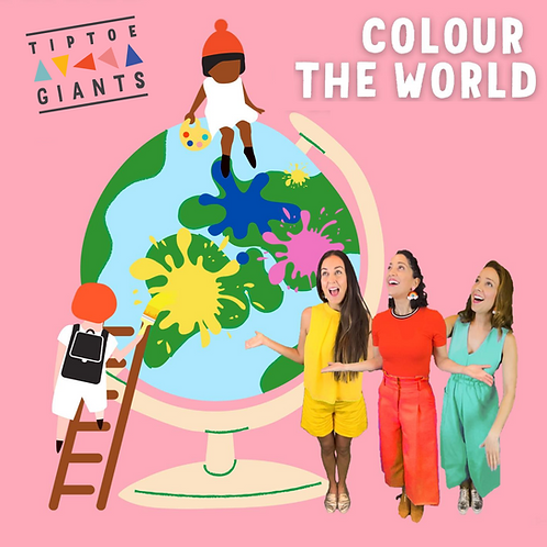 Colour the World CD