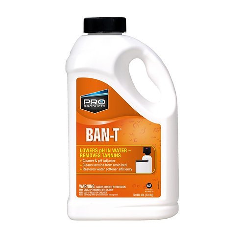BAN-T_Water Softener Cleaner