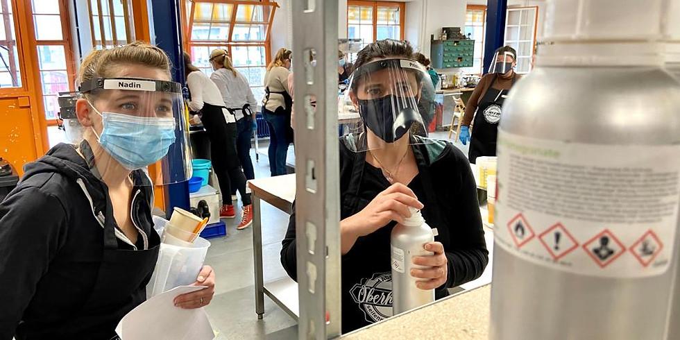 Workshop Seifensieden & Apéro CHF 150