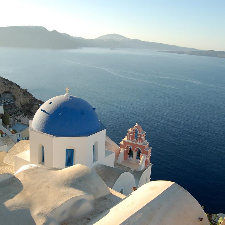 Summer season in Greece