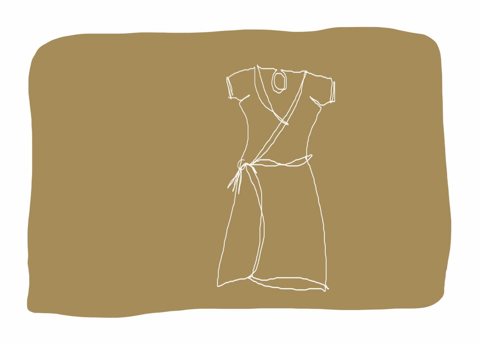 20 la belle robe de rebecca