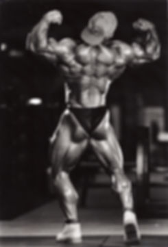 Mike Francois: Back Shot