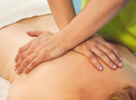 Diferentes efectos del masaje sobre el organismo