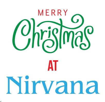 🎅 Merry Christmas @ Nirvana! 🎅