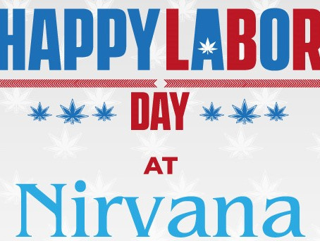 Celebrate Labor Day with Nirvana!