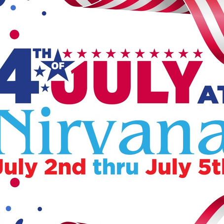 Celebrate the 4th of July With Nirvana!