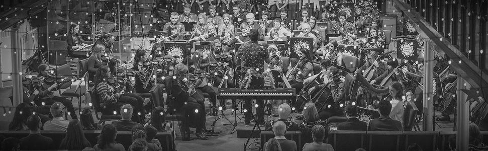 Lisburn Community Orchestra Performane