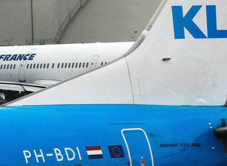 Air France KLM Feb. Traffic, Load Factor Down; To Cancel 3600 Flights In March