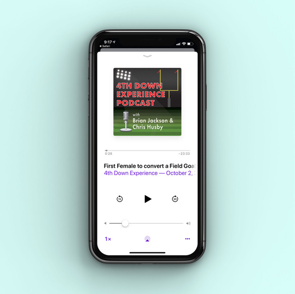 4th Down Experience Podcast