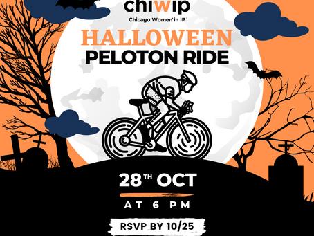 Halloween Peloton Ride