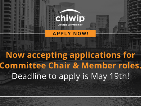Join a ChiWIP Committee TODAY!