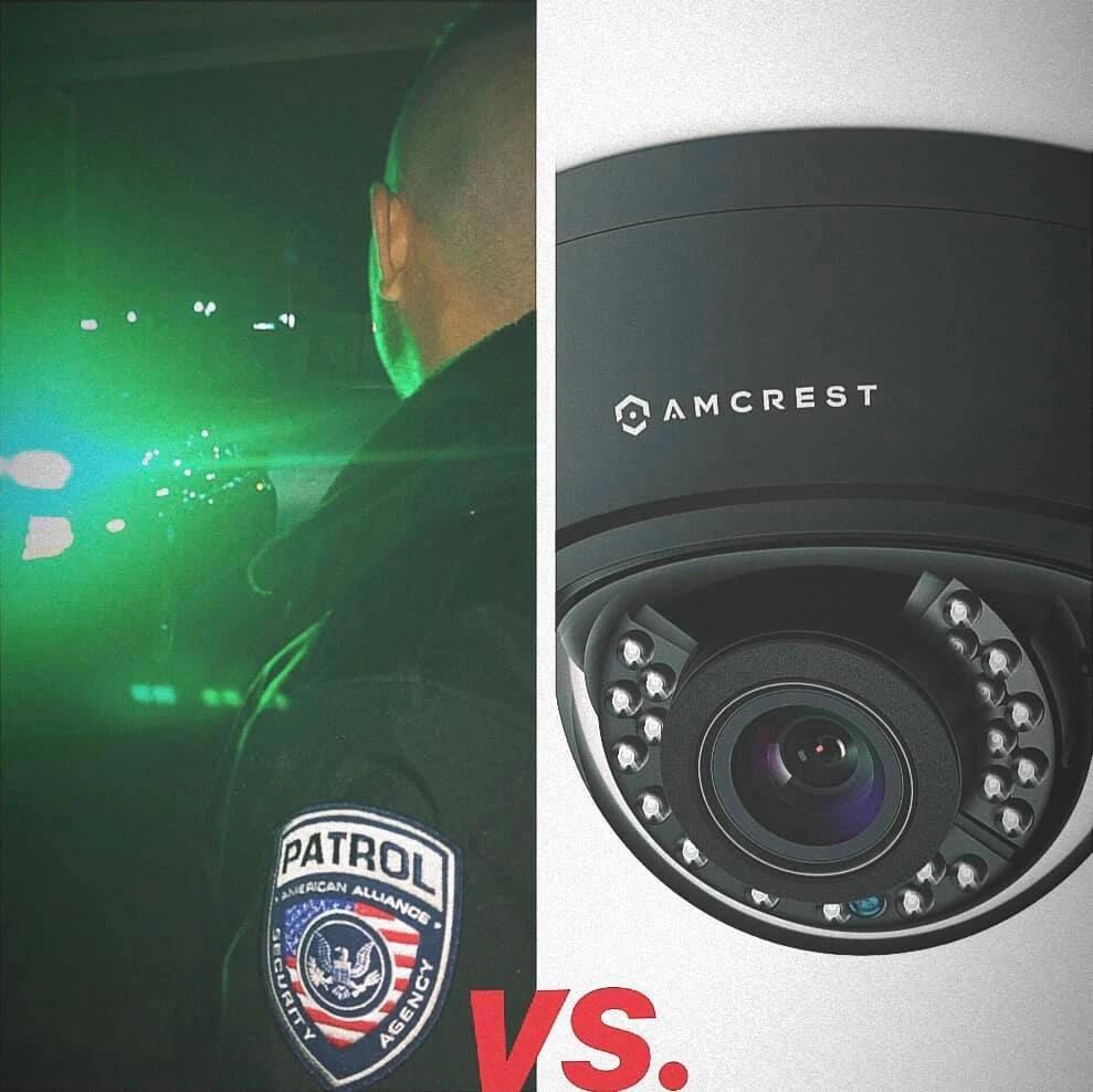 security-guard-vs-security-camera