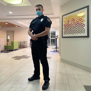 Providing Holiday Inn Express & Suites of Rochester, NH with our Hotel / Lobby Security Services.