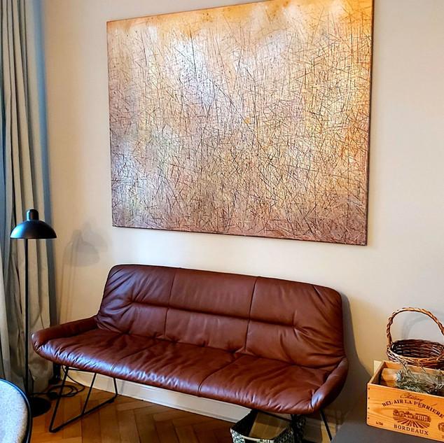Sulamith, 140 x 160 cm